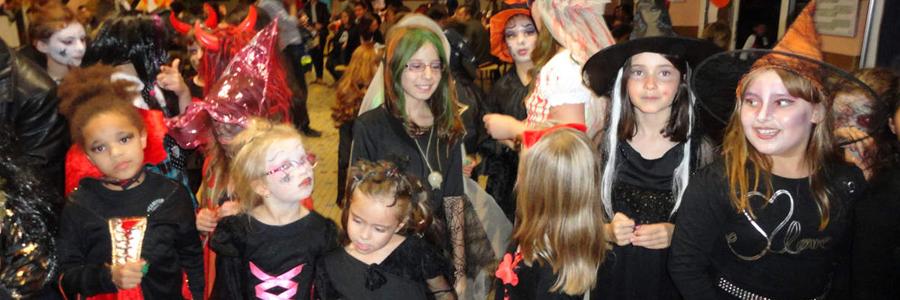 histoire de la fête d'Halloween