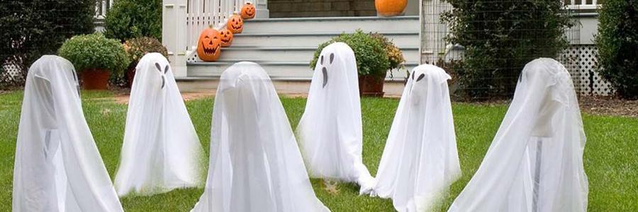 décoration facile pour Halloween